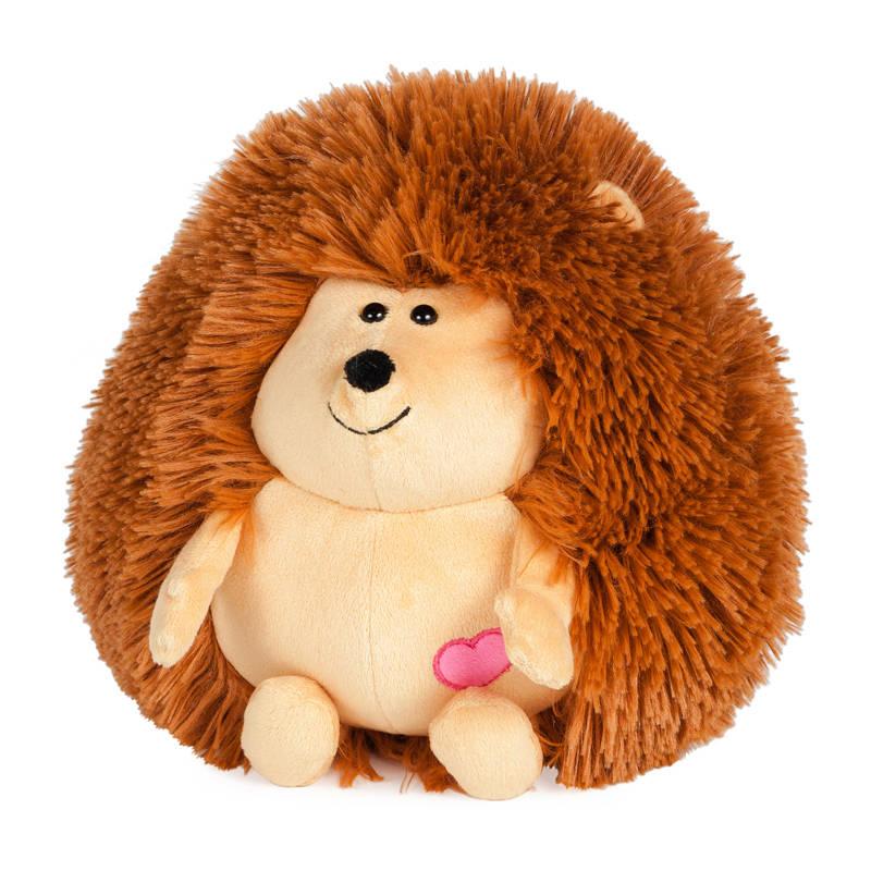 Мягкая игрушка озвученная - Ежик Упитанный малый, 18 см.Говорящие игрушки<br>Мягкая игрушка озвученная - Ежик Упитанный малый, 18 см.<br>