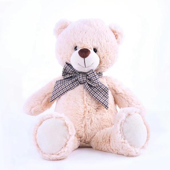 Мягкая игрушка - Медведь в галстуке, 25 см фото
