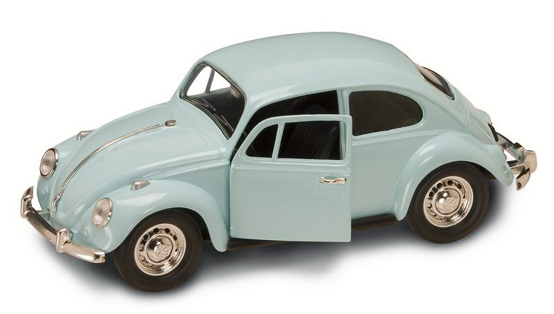 Коллекционный автомобиль - Фольксваген Битл образца 1967 года, масштаб 1:24Volkswagen<br>Коллекционный автомобиль - Фольксваген Битл образца 1967 года, масштаб 1:24<br>