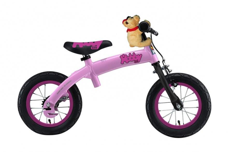 Велобалансир+велосипед ALU NEW 2016, pinkВелосипеды детские<br>Велобалансир+велосипед ALU NEW 2016, pink<br>