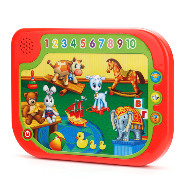 Обучающий планшет от Toyway