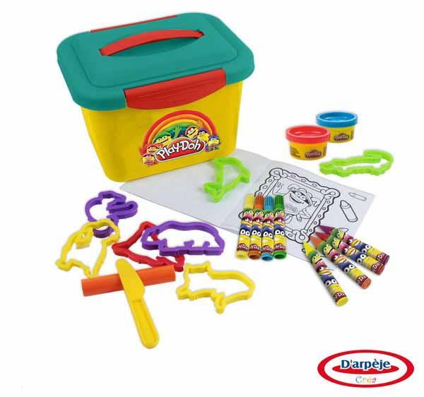 Набор Play doh - Маленькая мастерскаяПластилин Play-Doh<br>Набор Play doh - Маленькая мастерская<br>