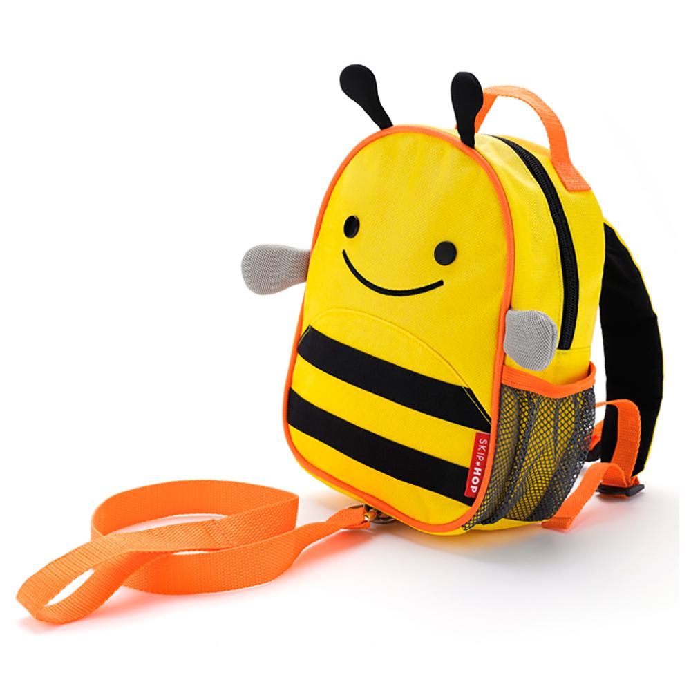 Рюкзак детский с поводком – ПчелаДетские рюкзаки<br>Рюкзак детский с поводком – Пчела<br>