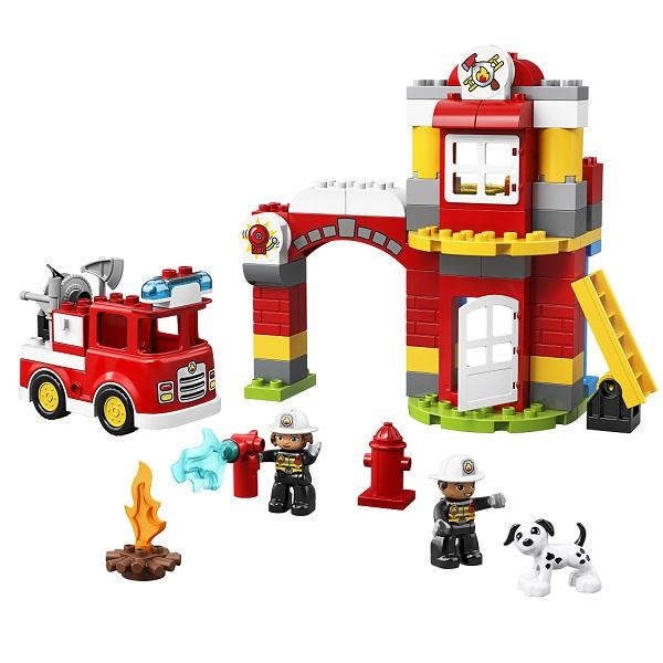 Конструктор Lego Duplo - Пожарное депо