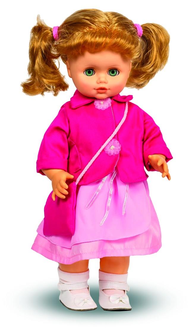 Интерактивная кукла Инна 23, со звуком, 43 см
