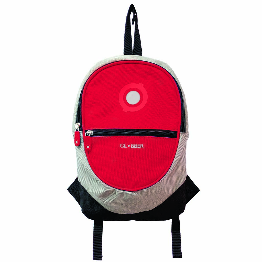 Рюкзак Globber для самокатов Junior, red