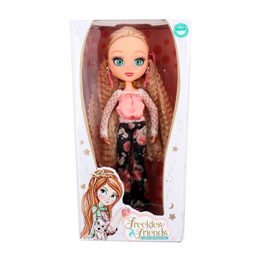 Кукла Подружка-веснушка – Квин, 27 см