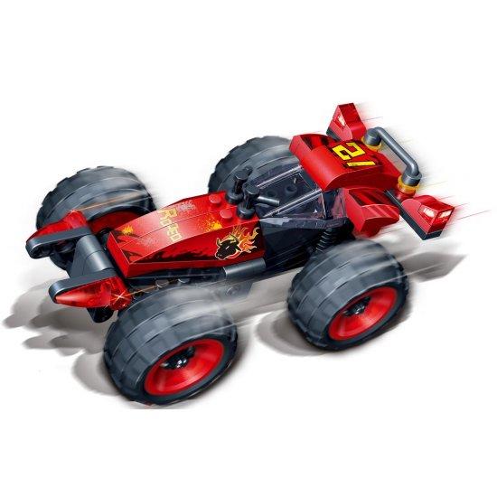 Детский конструктор - Гоночная машина RodeoКонструкторы BANBAO<br>Детский конструктор - Гоночная машина Rodeo<br>
