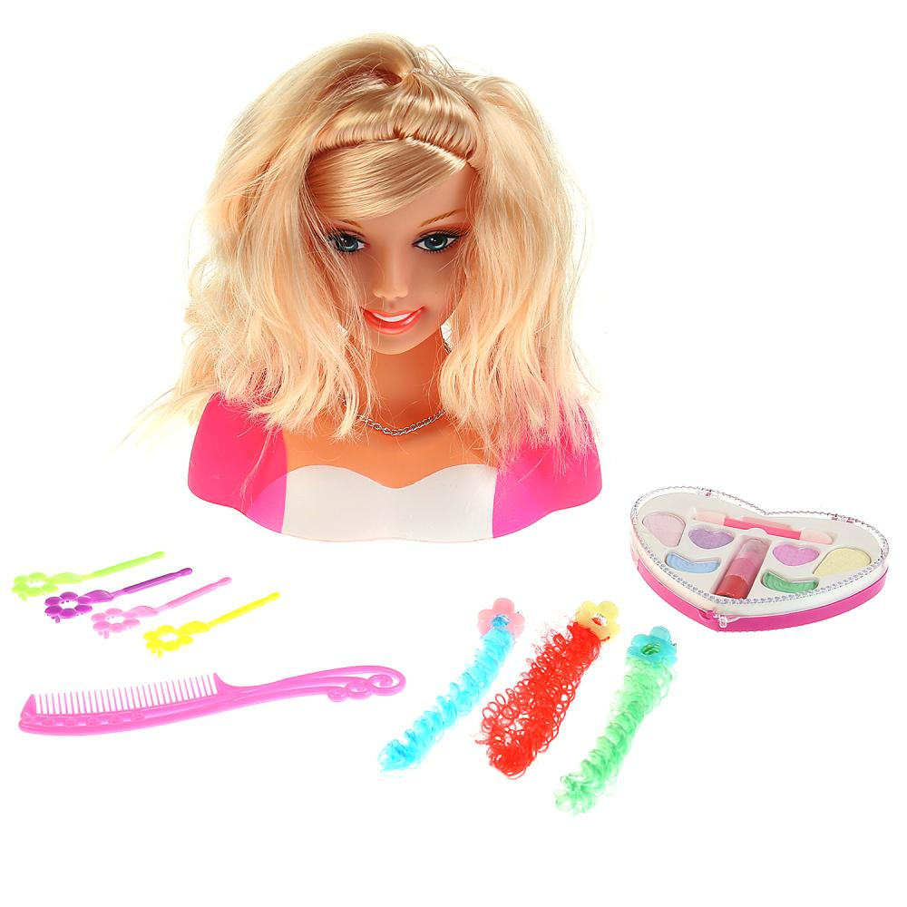 Купить манекен куклы с набором косметики косметика для волос матрикс купить в самаре