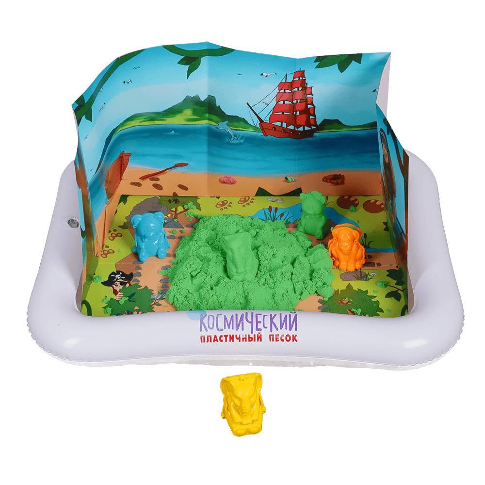 Набор для лепки - В поисках сокровищКинетический песок<br>Набор для лепки - В поисках сокровищ<br>