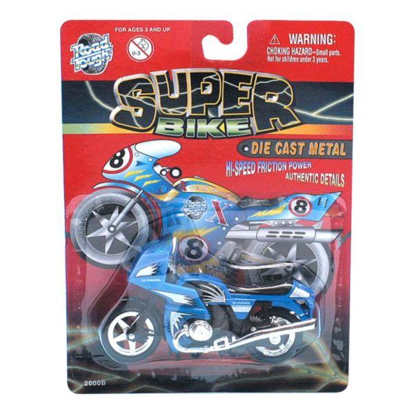 Металлический мотоцикл, 6 видовМотоциклы<br>Металлический мотоцикл, 6 видов<br>