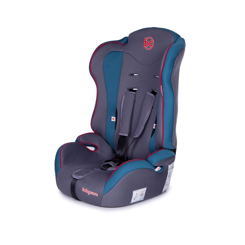 Детское автомобильное кресло Upiter, цвет морской волны и серый, I/II/IIIАвтокресла (9-45кг)<br>Детское автомобильное кресло Upiter, цвет морской волны и серый, I/II/III<br>