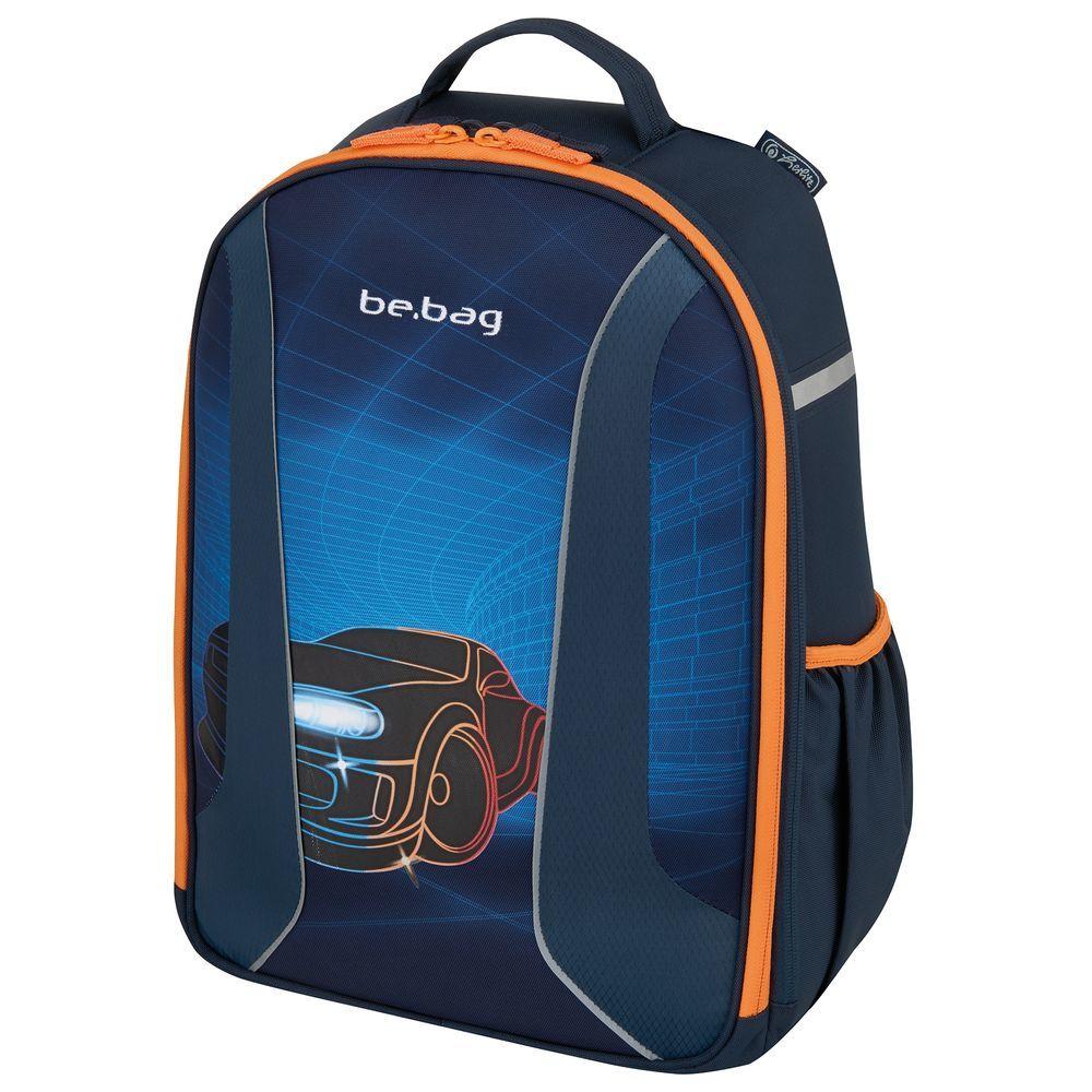 Рюкзак be.bag Airgo - Race Car, без наполненияШкольные рюкзаки<br>Рюкзак be.bag Airgo - Race Car, без наполнения<br>