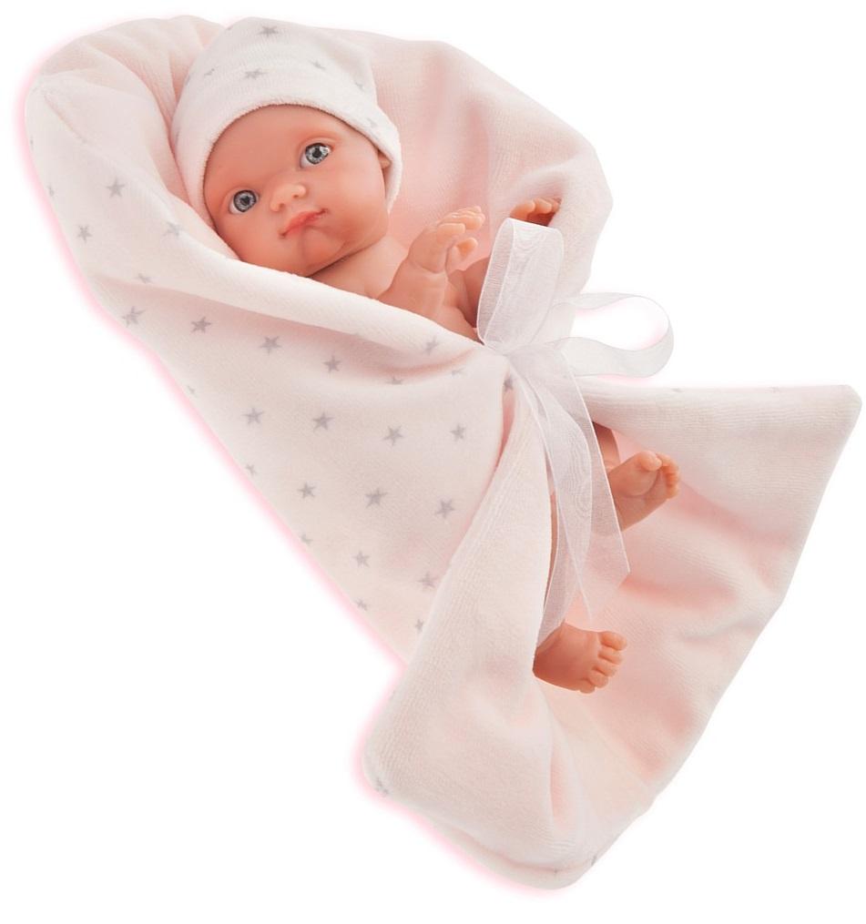 Кукла Пепита в розовом, 21 см.Куклы Антонио Хуан (Antonio Juan Munecas)<br>Кукла Пепита в розовом, 21 см.<br>