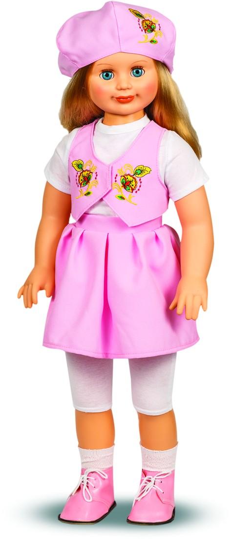 Кукла Милана 10, звукРусские куклы фабрики Весна<br>Кукла Милана 10, звук<br>