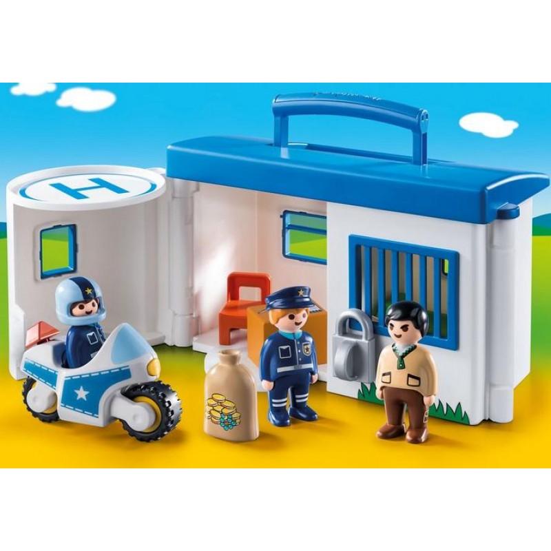 Игровой набор – Возьми с собой: Полицейский Участок