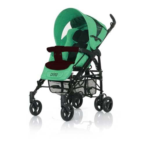 Коляска трость Primo, AvocadoДетские коляски Capella Jetem, Baby Care<br>Коляска трость Primo, Avocado<br>