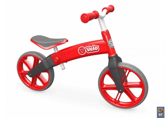 Велобалансир 1 00002 Y-volution Y-Velo Balance bike redБеговелы<br>Велобалансир 1 00002 Y-volution Y-Velo Balance bike red<br>