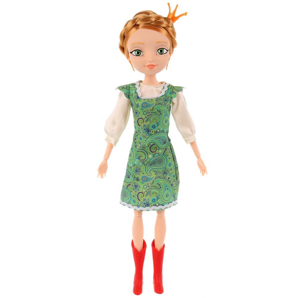 Купить Кукла Василиса из серии Царевны, 29 см., руки и ноги сгибаются, Карапуз