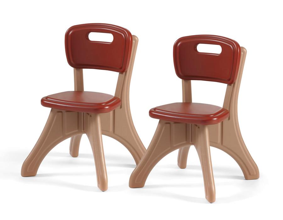 Пластиковый стульчик Step 2