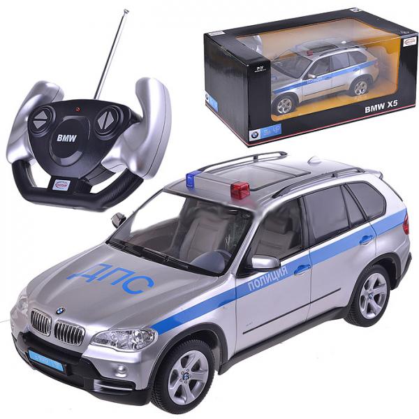 BMW X5 ДПС на радиоуправлении, масштаб 1:14Машины на р/у<br>BMW X5 ДПС на радиоуправлении, масштаб 1:14<br>