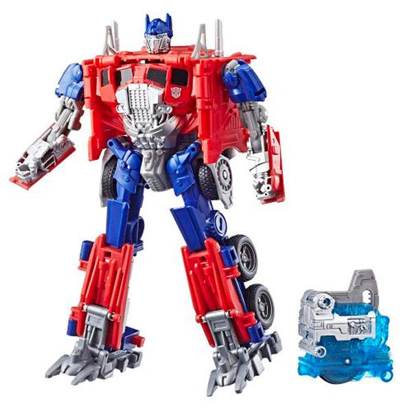 Купить Трансформер Optimus Prime, Nitro Series, серия Transformers BumbleBee, Hasbro