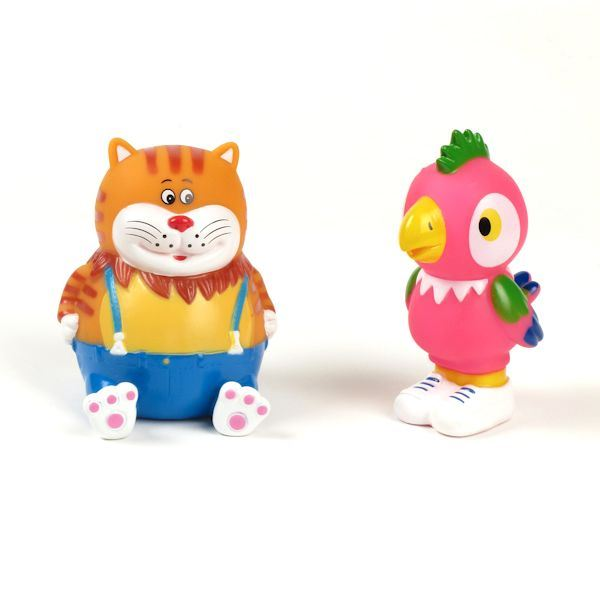 Играем вместе Набор для купания – Кеша и Кот