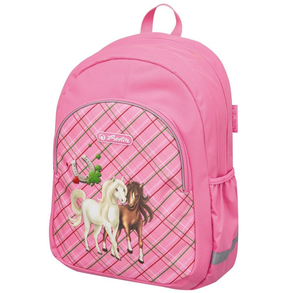 Купить Рюкзак школьный Horses, без наполнения, Herlitz