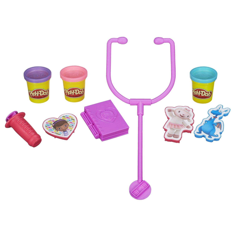 Игровой набор Доктор Плюшева Play-DohПластилин Play-Doh<br>Игровой набор Доктор Плюшева Play-Doh<br>