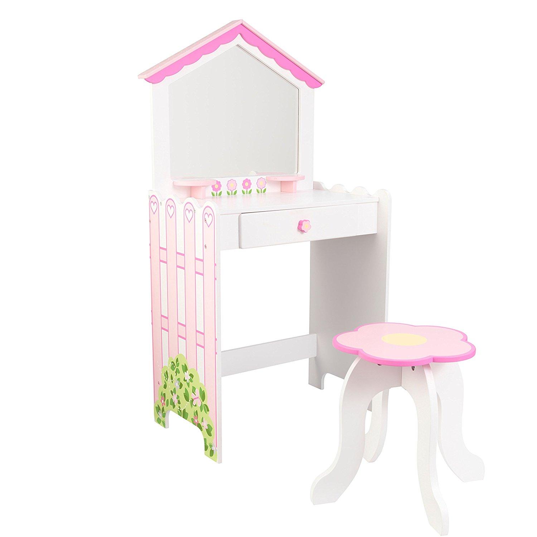 Туалетный столик - Кукольный домикЮная модница, салон красоты<br>Туалетный столик - Кукольный домик<br>