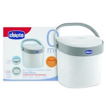 Купить Универсальный набор для стерилизации детской посуды, Chicco