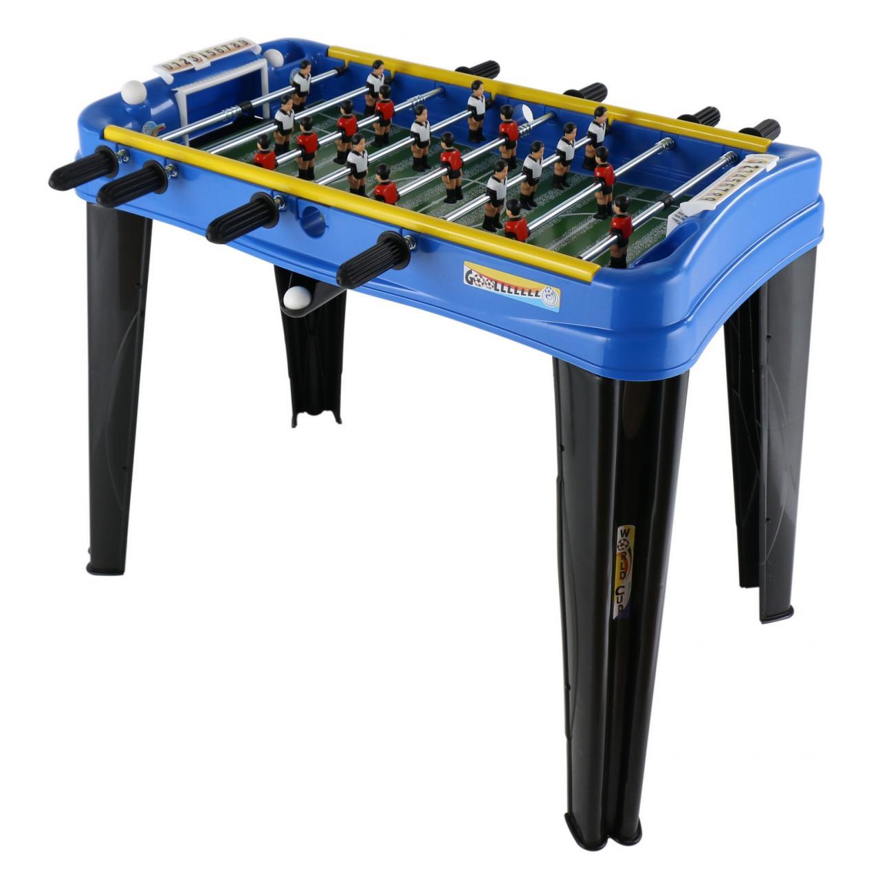 Настольная игра Мини-футбол. Champions №3, цвет: синий