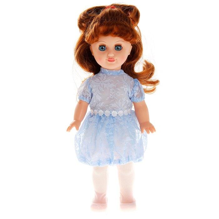 Кукла Иринка 7, высотой 37 смРусские куклы фабрики Весна<br>Кукла Иринка 7, высотой 37 см<br>