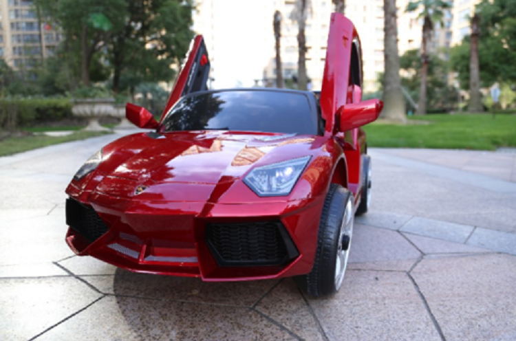 Купить Электромобиль ToyLand Lambo BBH1188 красного цвета