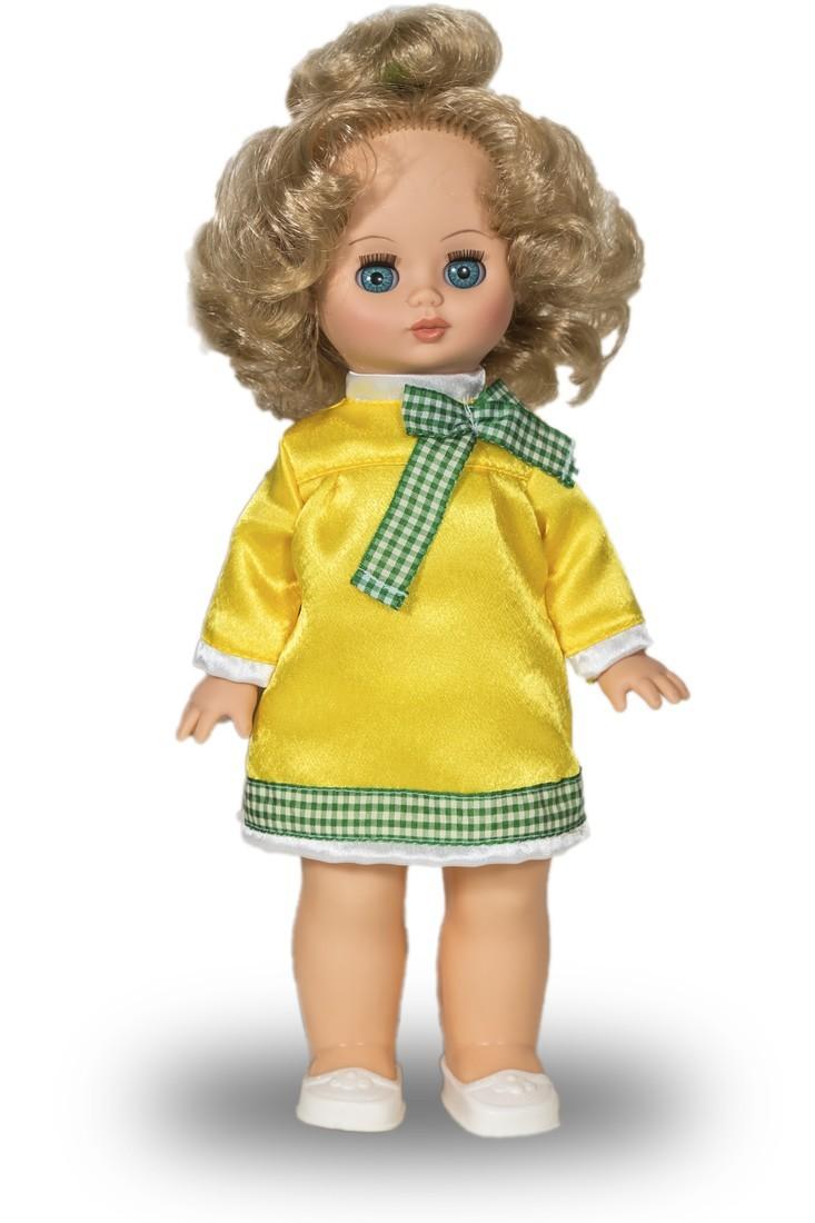 Кукла Жанна 13 со звуковым устройствомРусские куклы фабрики Весна<br>Кукла Жанна 13 со звуковым устройством<br>