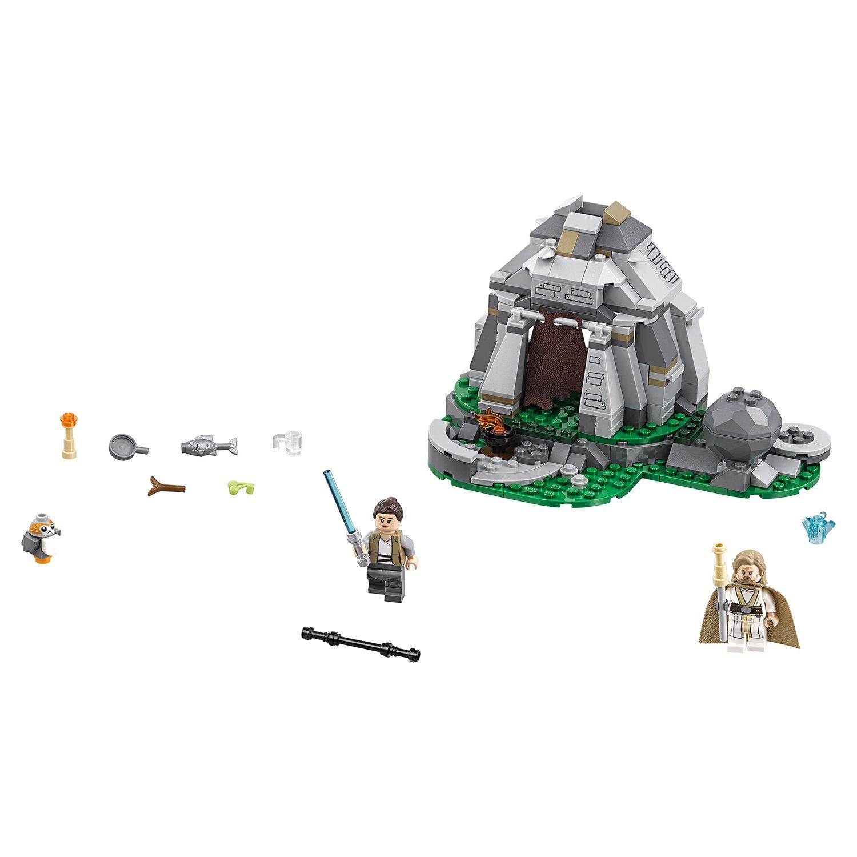 Конструктор Lego®  Star Wars - Тренировки на островах Эч-То