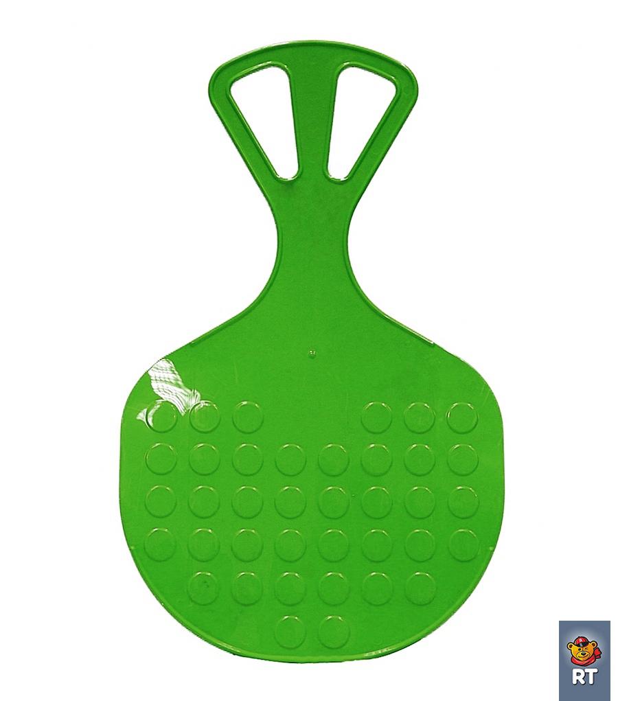 Санки Ледянки №3 большие, цвет зеленыйВатрушки и ледянки<br>Санки Ледянки №3 большие, цвет зеленый<br>