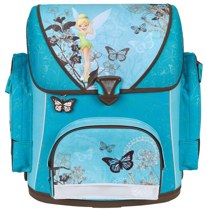 Детский ранец Scooli FairiesШкольные рюкзаки<br>Детский ранец Scooli Fairies<br>
