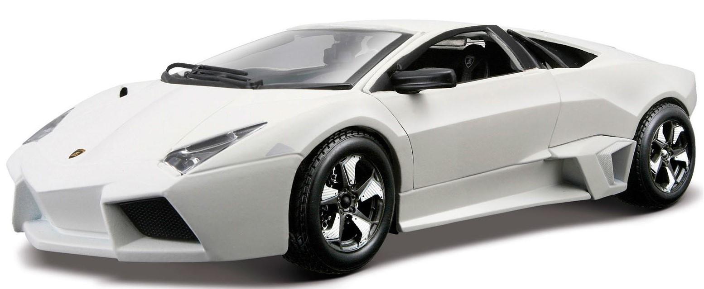 Сборная модель автомобиля - Lamborghini Reventon, 1:24Lamborghini<br>Сборная модель автомобиля - Lamborghini Reventon, 1:24<br>