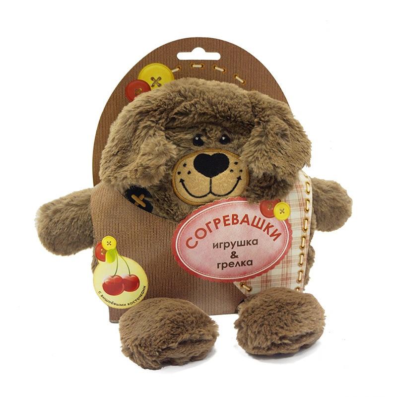 Грелка-игрушка – Собачка, 19 смСобаки<br>Грелка-игрушка – Собачка, 19 см<br>