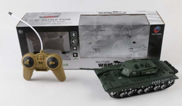 Купить Радиоуправляемая игрушка - Танк, свет и звук, Shantou