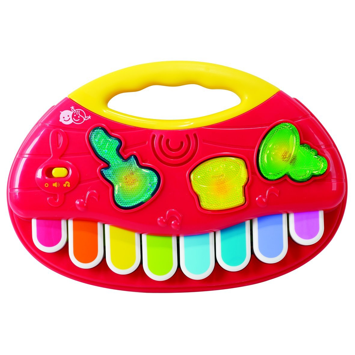 Развивающая игрушка - Мое первое пианиноСинтезаторы и пианино<br>Развивающая игрушка - Мое первое пианино<br>