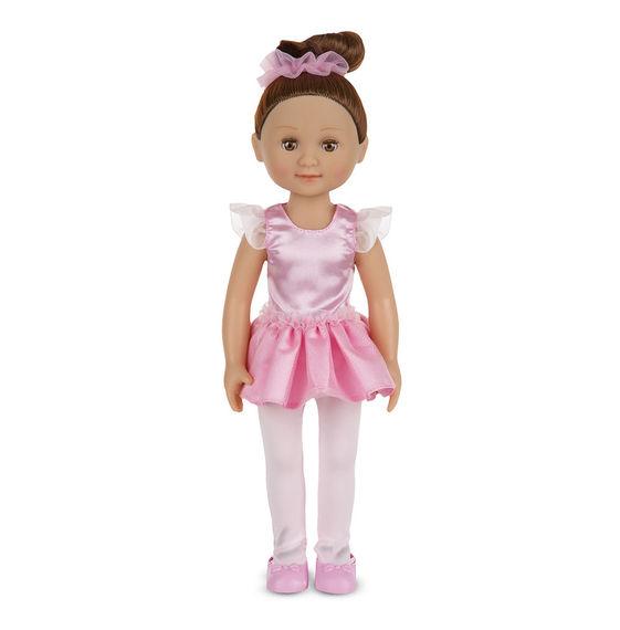 Кукла – Виктория-балеринаПупсы<br>Кукла – Виктория-балерина<br>
