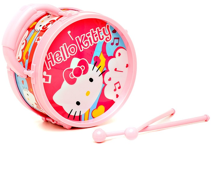 Барабан Hello KittyИгрушки Hello Kitty<br><br>