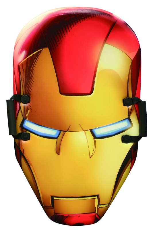 Купить Ледянка с плотными ручками Marvel - Iron Man, 81 см, 1TOY