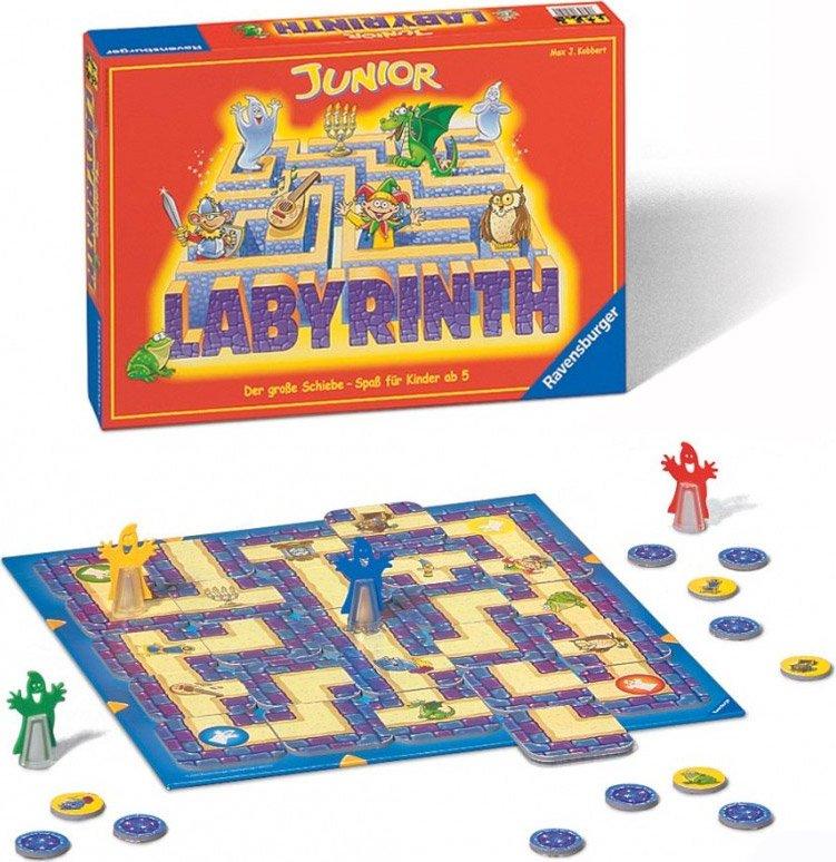 Настольная игра - Детский Лабиринт от Toyway
