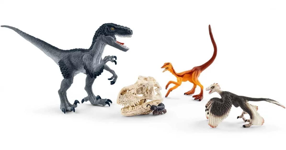 Купить Игровой набор – Пернатые хищники-динозавры, Schleich