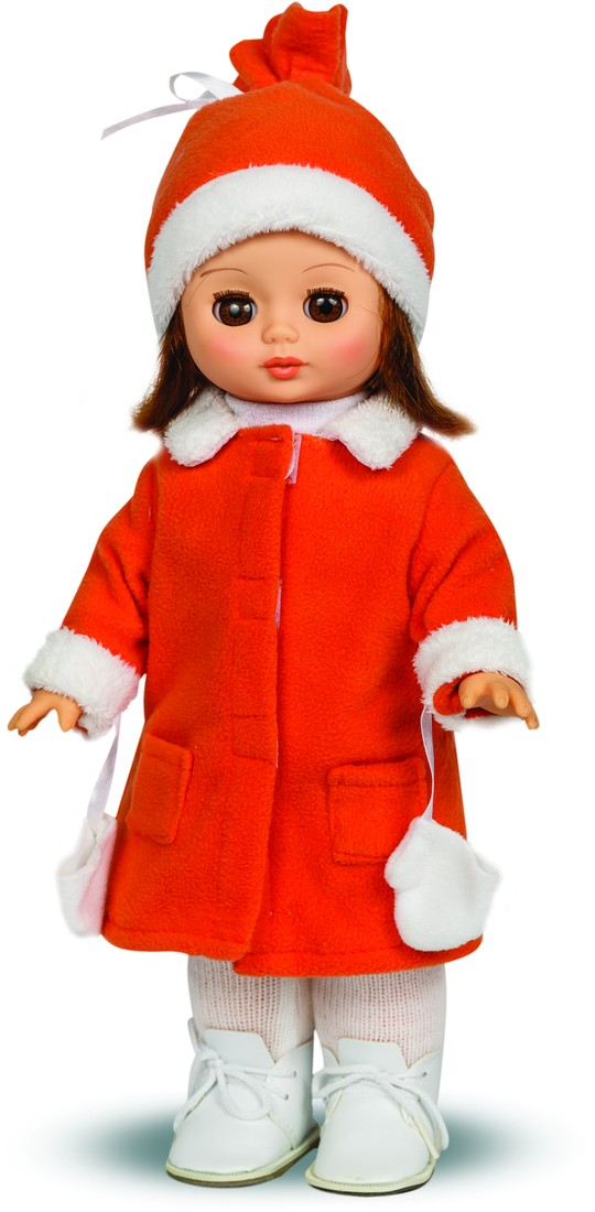 Озвученная кукла Жанна 5, 34 смРусские куклы фабрики Весна<br>Озвученная кукла Жанна 5, 34 см<br>