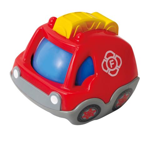 Развивающая игрушка - Пожарная машинаМашинки для малышей<br>Развивающая игрушка - Пожарная машина<br>