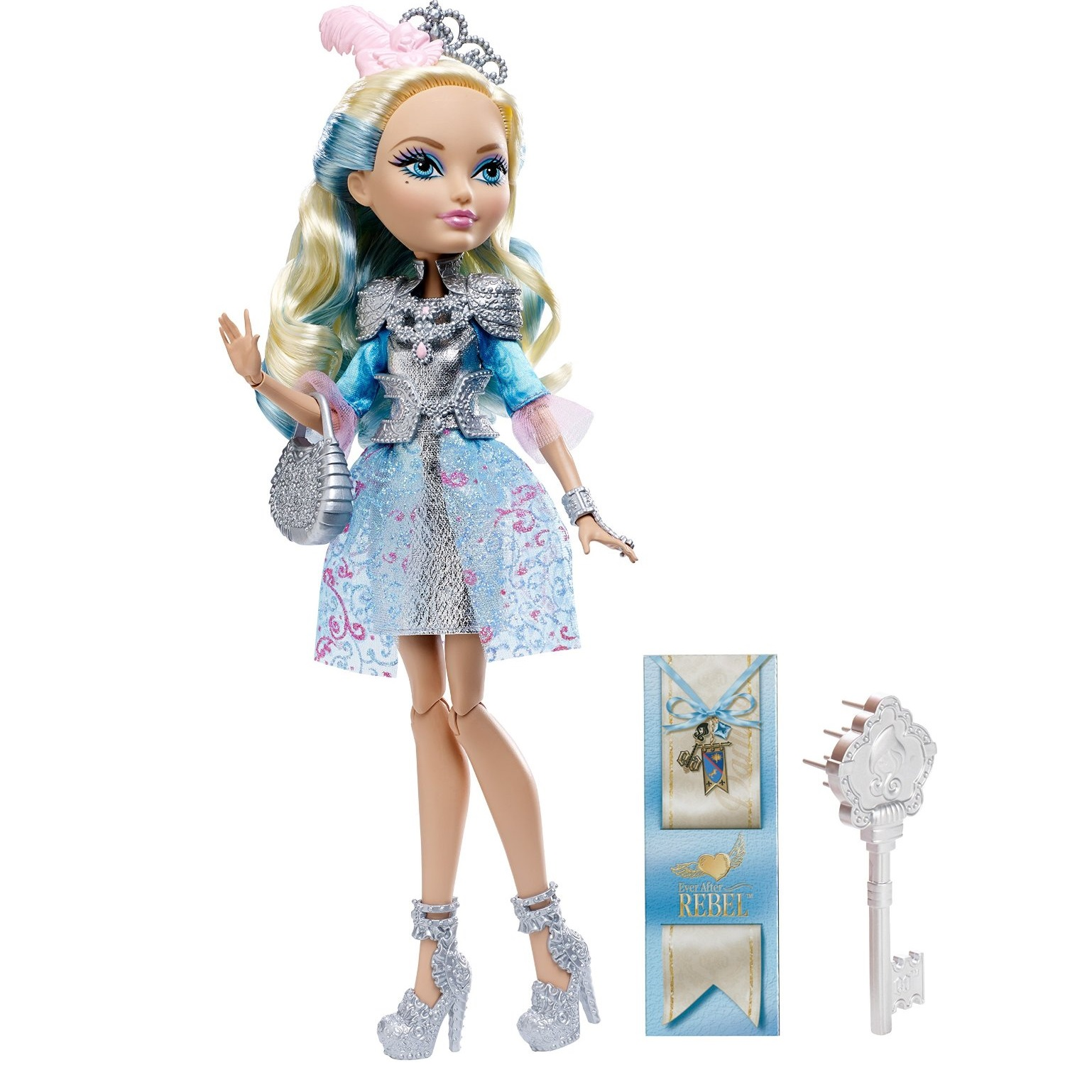 Кукла Ever After High - Дарлинг ЧармингКуклы Ever After High и Monster High<br>Кукла Ever After High - Дарлинг Чарминг<br>